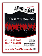 www.ton-art-chor.de rock meets musical